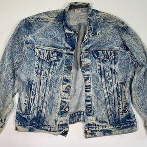 Vintage Garth Brooks Denim Jacket 1993